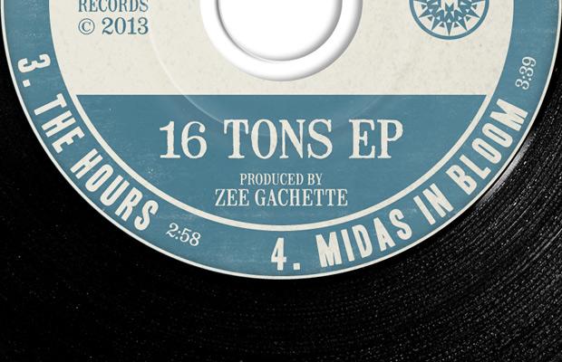 16 Tons EP CD