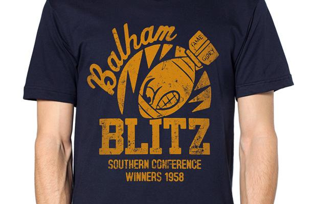 Balham Blitz T-Shirt