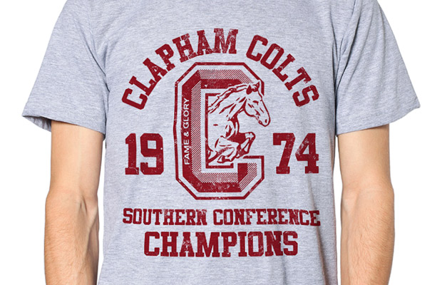 Clapham Colts T-Shirt