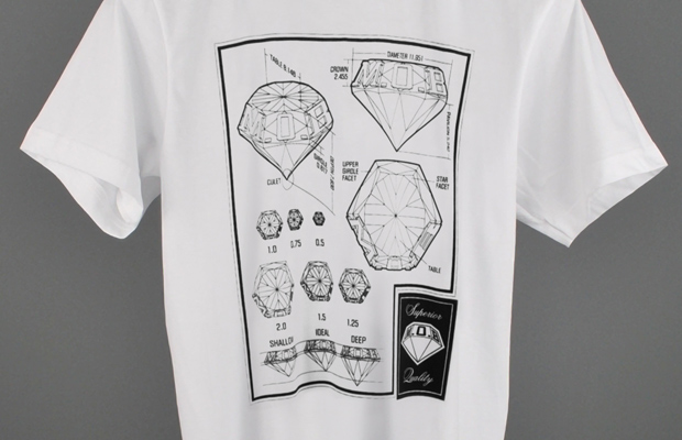 Diamond Blueprint T-Shirt