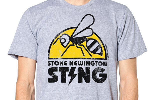 Stoke Newington Sting T-Shirt