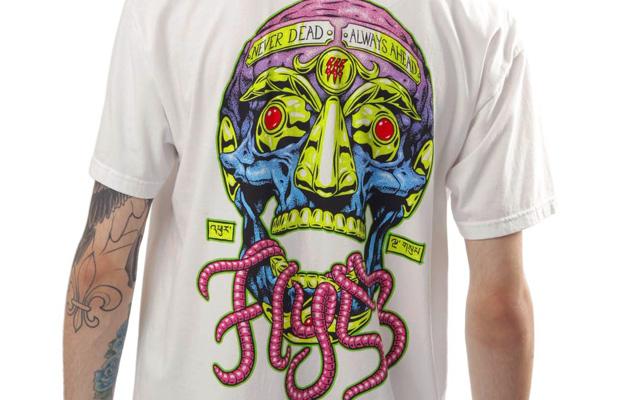 Worm Skull T-Shirt