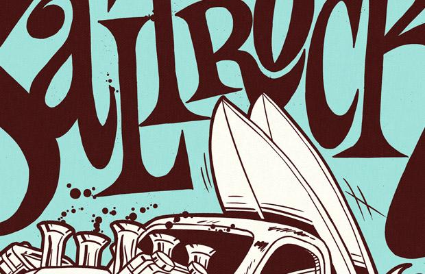 Surf Hotrod