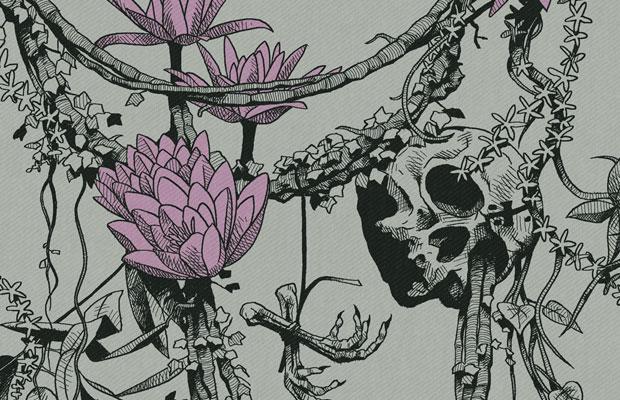 Voodoo Allover Detail