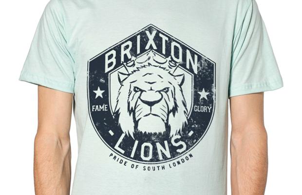 Brixton Lions T-Shirt