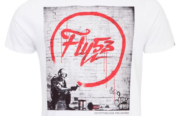 Circle Skeleton T-Shirt