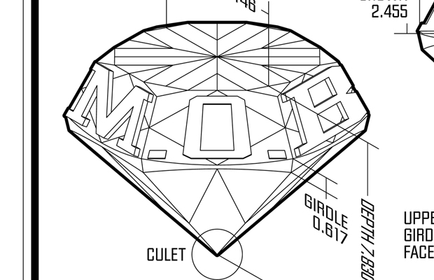 Diamond Blueprint