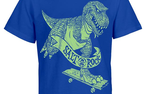Dino Skate T-Shirt