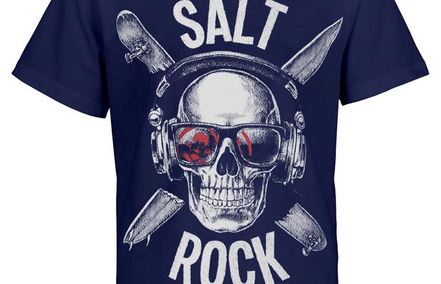 Headphones Skull T-Shirt