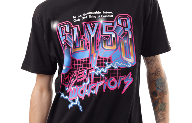 Laser Warriors T-Shirt