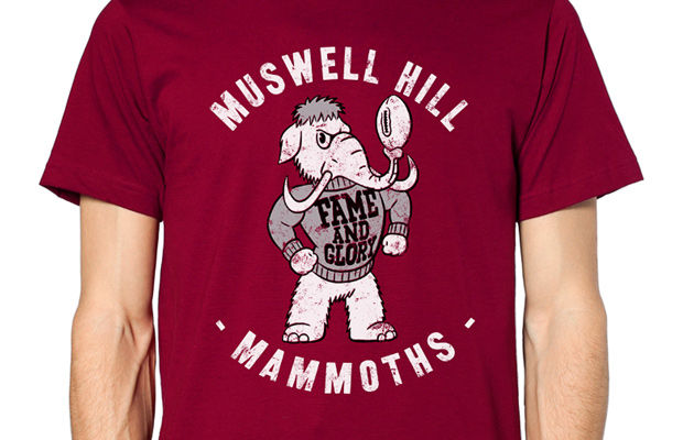 Muswell Hill Mammoths T-Shirt