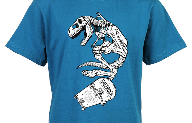 Dino Skeleton T-Shirt